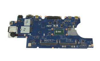 M5HV7 Dell System Board (Motherboard) with Intel Core i5-5200u 2.2GHz Processor for Latitude E5550 (Refurbished)