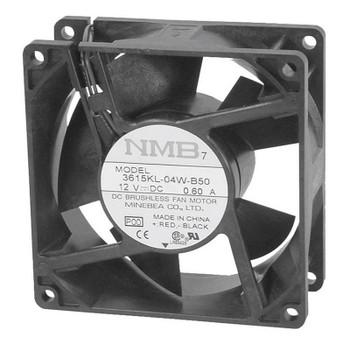 3610KL-04W-B50 NMB Technologies 12VDC 92 X 25mm Axial Fan Assembly