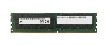 MTA144ASQ16G72LSZ-2S6E1 Micron 128GB PC4-21300 DDR4-2666MHz ECC Registered CL19 288-Pin Load Reduced DIMM 1.2V Octal Rank Memory Module