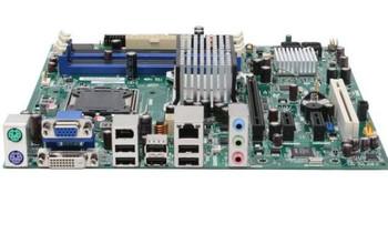 BLKDG35EC Intel Desktop Motherboard DG35EC Socket T LGA775 1333MHz FSB DDR2 micro ATX 1 x Processor Support (1 x Single Pack) (Refurbished)