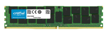 CT16G4RFD824A.18FD1 Crucial 16GB PC4-19200 DDR4-2400MHz ECC Registered CL17 288-Pin DIMM 1.2V Dual Rank Memory Module