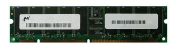 MT36LSDT12872Y-13E Micron 1GB PC133 133MHz ECC Registered CL2 168-Pin DIMM Memory Module