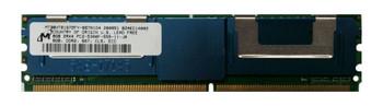 MT36HTS1G72FY-667A1D4 Micron 8GB PC2-5300 DDR2-667MHz ECC Fully Buffered CL5 240-Pin DIMM Dual Rank Memory Module