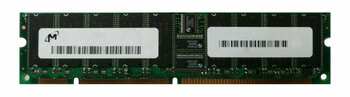 MT36LSDT12872G-13EC2 Micron 1GB PC133 133MHz ECC Registered CL2 168-Pin DIMM Memory Module
