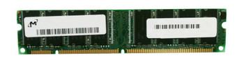 MT16LSDT12864AG-13EC1 Micron 1GB PC133 133MHz non-ECC Unbuffered CL2 168-Pin DIMM Memory Module