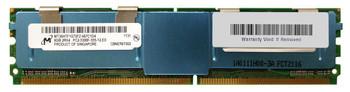 MT36HTF1G72FZ-667C1D4 Micron 8GB PC2-5300 DDR2-667MHz ECC Fully Buffered CL5 240-Pin DIMM Dual Rank Memory Module