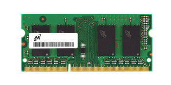 MTA4ATF51264HZ-2G6 Micron 4GB PC4-21300 DDR4-2666MHz non-ECC Unbuffered CL19 260-Pin SoDimm 1.2V Single Rank Memory Module