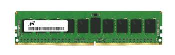 MTA9ASF1G72AZ-2G3B1ZG Micron 8GB PC4-19200 DDR4-2400MHz ECC Unbuffered CL17 288-Pin DIMM 1.2V Single Rank Memory Module