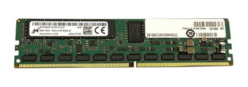 MTA18ASF1G72PF1Z-2G1T12AA Micron 8GB PC4-17000 DDR4-2133MHz ECC Registered CL15 288-Pin NVDIMM 1.2V Single Rank Memory Module