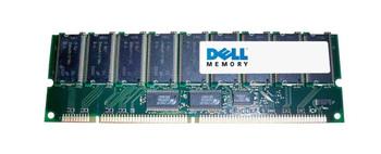 A0738898 Dell 1GB PC133 133MHz ECC Registered 168-Pin DIMM Memory Module PowerEdge 7150 Server for PowerEdge Servers