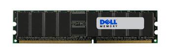 SNP1925/1GX10 Dell 1GB PC2100 DDR-266MHz Registered ECC CL2.5 184-Pin DIMM 2.5V Memory Module