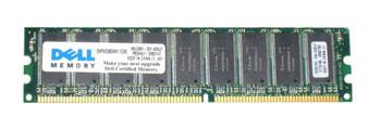 SNPWS360AK1/1GX6 Dell 1GB PC3200 DDR-400MHz ECC Unbuffered CL3 184-Pin DIMM Memory Module