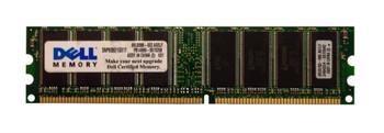 SNP8300/1GX17 Dell 1GB PC3200 DDR-400MHz non-ECC Unubuffered CL3 184-Pin DIMM Memory Module