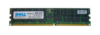 SNPPE2650K1/2GX1 Dell 2GB PC2100 DDR-266MHz Registered ECC CL2.5 184-Pin DIMM 2.5V Memory Module