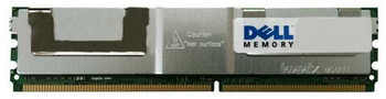 SNP9F035C8G Dell 8GB Kit (2 X 4GB) PC2-5300 DDR2-667MHz ECC Fully Buffered CL5 240-Pin DIMM Dual Rank Memory for PowerEdge 2950