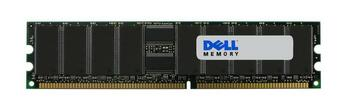 SNP1925/1GX17 Dell 1GB PC2100 DDR-266MHz Registered ECC CL2.5 184-Pin DIMM 2.5V Memory Module