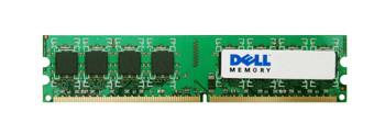 A0561250 Dell 1GB PC2-4200 DDR2-533MHz non-ECC Unbuffered CL4 240-Pin DIMM Memory Module for Dimension 8400