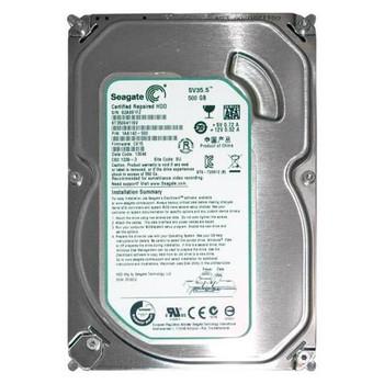 ST3500411SV Seagate 500GB 7200RPM SATA 6.0 Gbps 3.5 16MB Cache SV35.5 Hard Drive