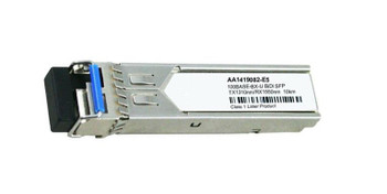 AA1419082E5 Nortel 100Base-BX-U BIDI SFP TX1310nm/RX1550nm 10km Transceiver Module