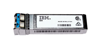 99Y0214 IBM 16Gbps 16GBase-SW Multi-mode Fiber 100m 850nm Duplex LC Connector SFP+ Transceiver Module by Brocade