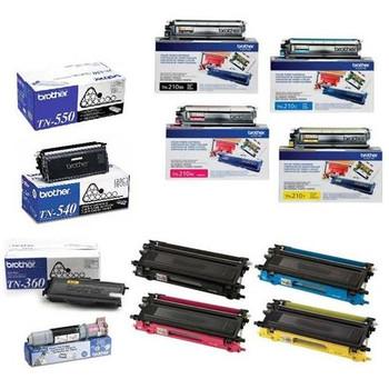 BRTLC1033PKS Brother 600 Pages Print Ink Cartridge 3-Pack