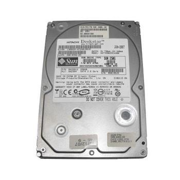 390-0352-03 Sun 250GB 7200RPM SATA 3.0 Gbps 3.5 8MB Cache Hard Drive