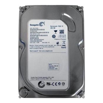 ST3250312AS Seagate 250GB 7200RPM SATA 6.0 Gbps 3.5 8MB Cache Barracuda Hard Drive