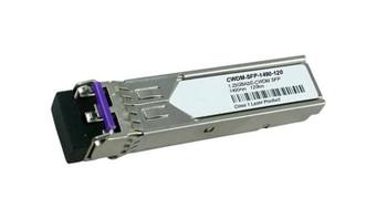 CWDM-SFP-1490-120 Cisco 1Gbps 1000Base-CWDM Single-mode Fiber 120km 1490nm Duplex LC Connector SFP Transceiver Module
