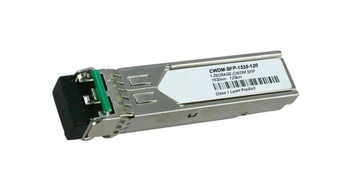 CWDM-SFP-1530-120 Cisco 1Gbps 1000Base-CWDM Fibre Channel Single-mode Fiber 120km 1530nm Duplex LC Connector SFP Transceiver Module