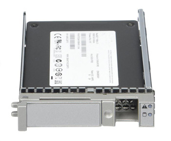 UCS-SD38T61X-EV Cisco Enterprise Value 3.8TB TLC SATA 6Gbps Hot Swap 2.5-inch Internal Solid State Drive (SSD) (SLED Mounted) for UCS C240 M5 Rack Ser