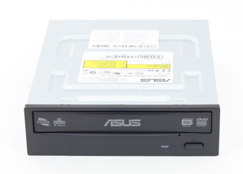 DRW24F1ST ASUS Storage Drw-24f1st DVDrw SATA 24x Black Pack With Plastic Bag Only