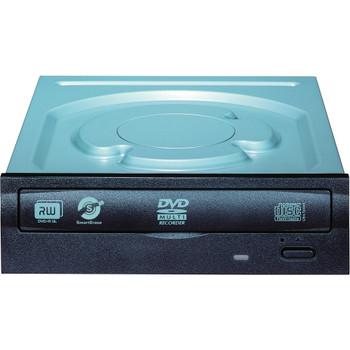 IHAS324-17 Lite-On 24x SATA Internal DVD/RW Optical Drives (Black)