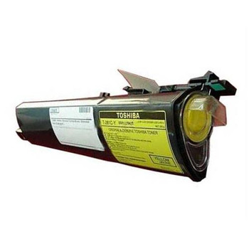 TFC28Y Toshiba 24000 Pages Yellow Laser Toner Cartridge