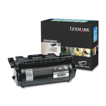 X644X41G Lexmark Extra High Yield Black Toner Cartridge