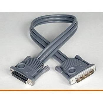 P772-002 Tripp Lite Daisy-chain Cable DB-25 Male DB-25 Female 2ft