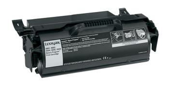 X644A11E Lexmark 10000 Pages Black Laser Toner Cartridge for X644 Laser Printer