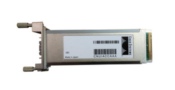 XENPAK10GBER Cisco 10Gbps 10GBase-ER Single-Mode Fiber 1550nm Duplex SC Connector Xenpak Transceiver Module