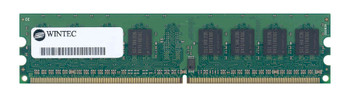 39137282 Wintec 1GB DDR2 Non ECC PC2-5300 667Mhz Memory