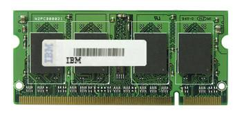 24R2802 IBM 128MB DDR SoDimm Non ECC PC-2700 333Mhz Memory
