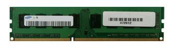 2048DDR310600-SAM Samsung 2GB DDR3 Non ECC PC3-10600 1333Mhz 2Rx8 Memory