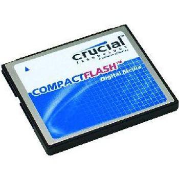 CT128MBC1 Crucial 128MB CompactFlash (CF) Memory Card