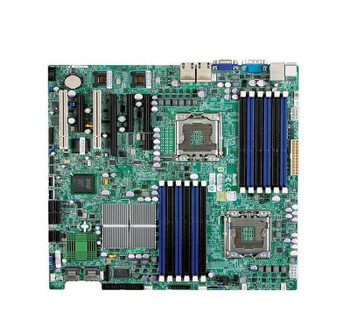 MBD-X8DT3-B SuperMicro X8DT3 Server Motherboard Intel 5520 Chipset Socket B LGA-1366 Pack Extended-ATX 2 x Processor Support