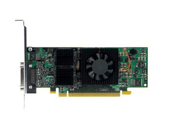 F2559-00 Matrox Qid Quad 128MB DDR PCI DVI VGA Low-profile Video Graphics Card