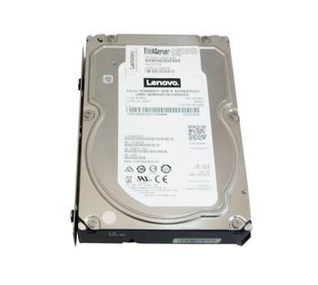 4XB0K12285 Lenovo Enterprise 4TB 7200RPM SATA 6Gbps 3.5-inch Internal Hard Drive for ThinkServer Gen5