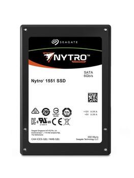 XA960ME10063 Seagate Nytro 1551 Series 960GB TLC SATA 6Gbps Mainstream Endurance 2.5-inch Internal Solid State Drive (SSD)