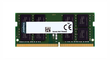 KVR32S22S8/8 Kingston 8GB PC4-25600 DDR4-3200MHz non-ECC Unbuffered CL22 260-Pin SoDimm 1.2V Single Rank Memory Module