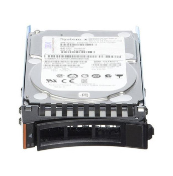 00FJ061 IBM 1.2TB 10000RPM SAS 12Gbps 128MB Cache 2.5-inch Internal Hard Drive with Tray for System Storage