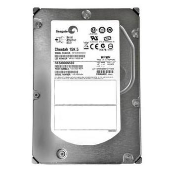ST33000655SS Seagate Cheetah 15K.5 300GB 15000RPM SAS 3Gbps 16MB Cache 3.5-inch Internal Hard Drive