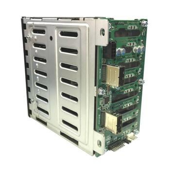 03X3704 Lenovo 8-Bay 2.5-inch SAS/SATA HDD Cage