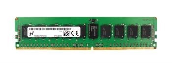 MTA9ASF1G72PZ-2G9E1 Micron 8GB PC4-23400 DDR4-2933MHz ECC Registered CL21 288-Pin DIMM 1.2V Single Rank Memory Module